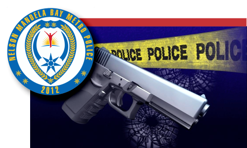 NMBM Metro Police confiscates illegal weapon
