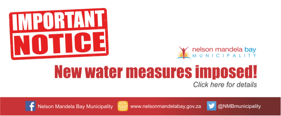 Water Restrictions Notice